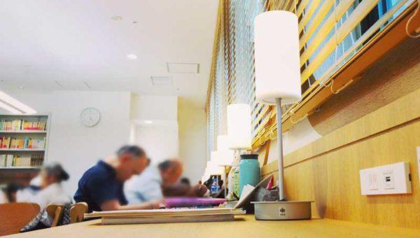 【湘南GATEに移転した藤沢南図書館】狭くてうるさくて落ち着かない!電源席・学習席もあるけど微妙