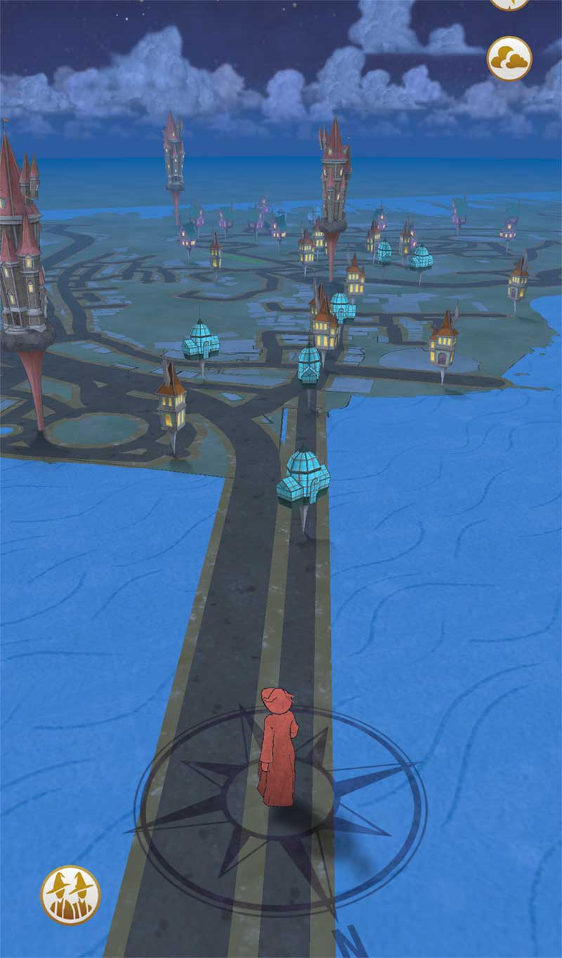江ノ島大橋を渡ります