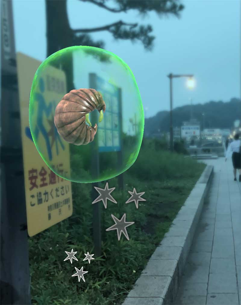 レタス食い虫