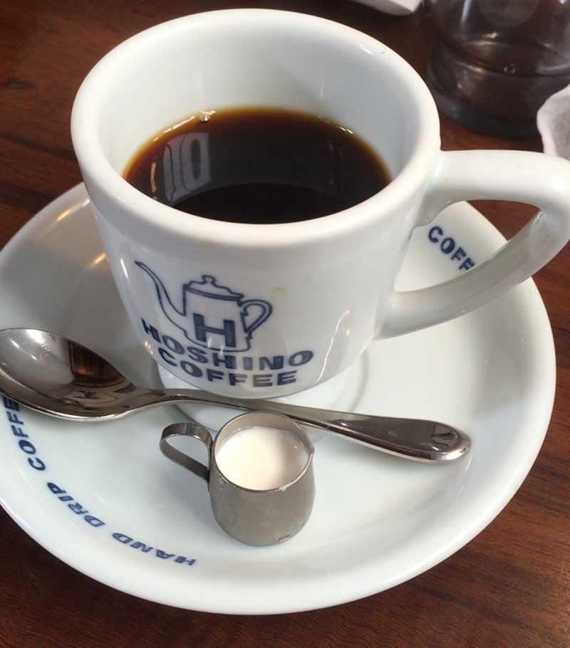 コーヒーとよく合う