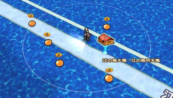 【ドラクエウォーク攻略@聖地江ノ島】海系レアモンスターは出現するのか?メタルスライムの巣発見か!?