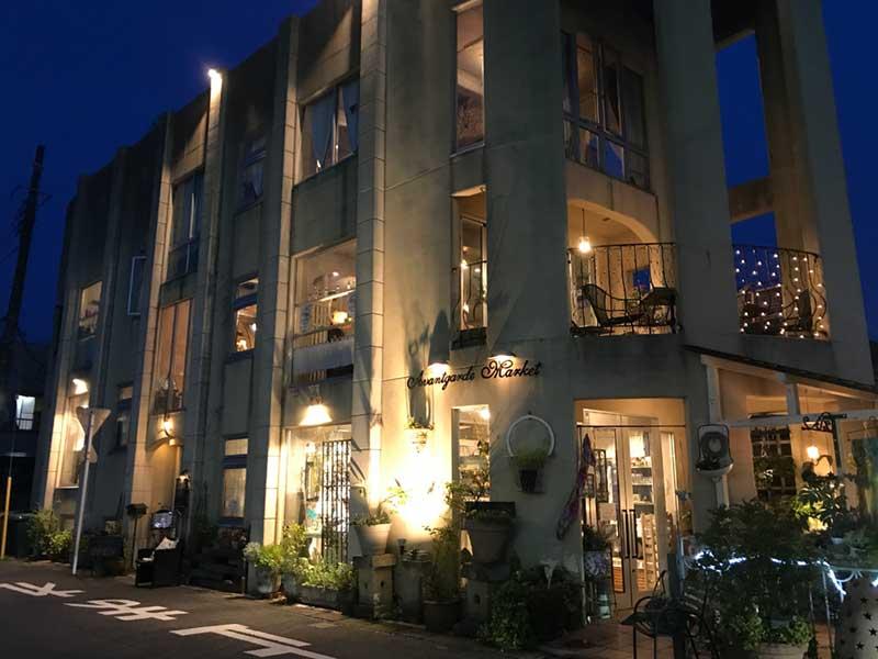 平塚で1番おしゃれな「ルナカフェ」