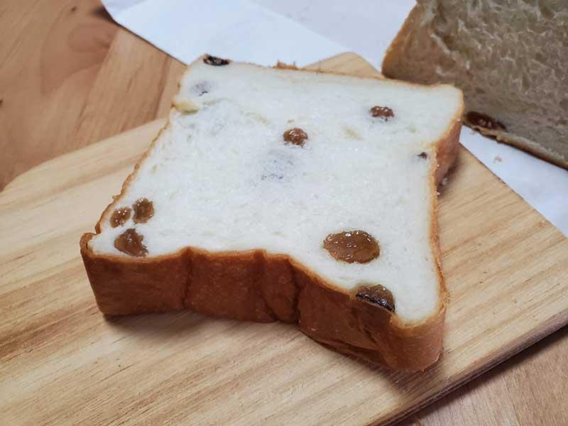 小麦粉とバターの香りがする