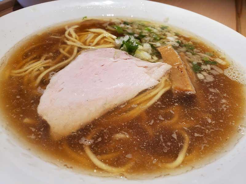 佐島の煮干しで力強い味