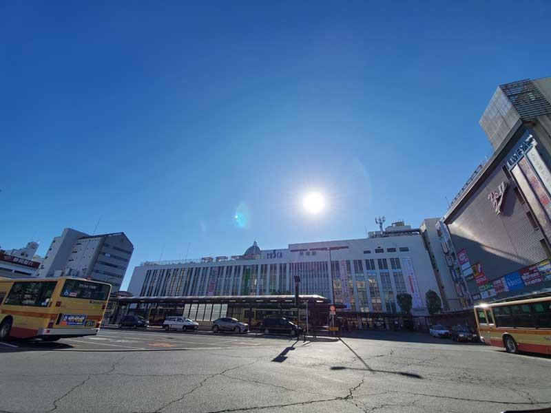 JR平塚駅前