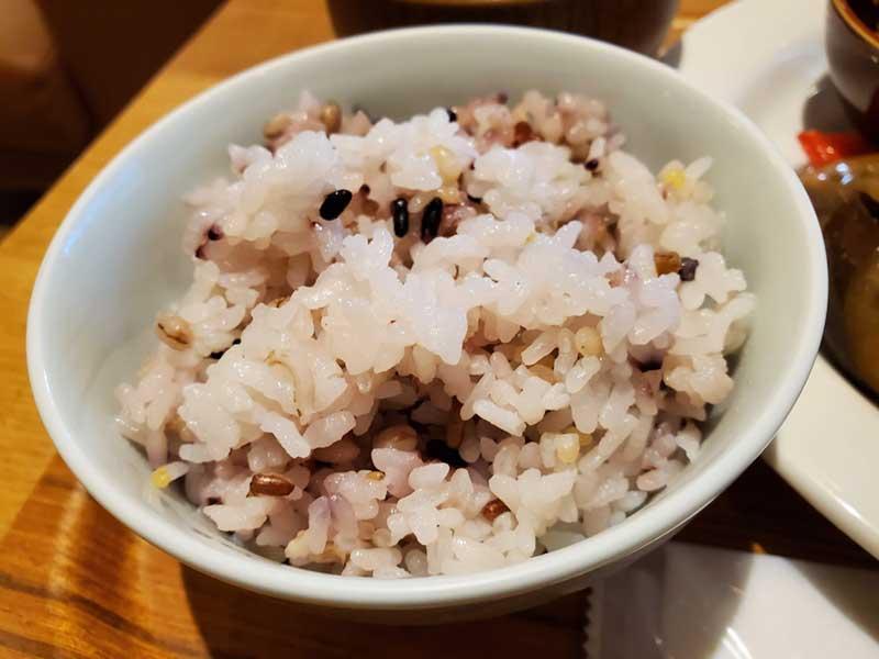 ヘルシー雑穀米