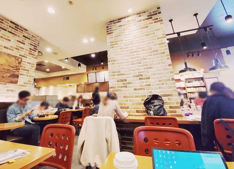 【スタバルミネ藤沢店でノマド勉強】常に混雑!勉強組多い!短時間作業なら便利!