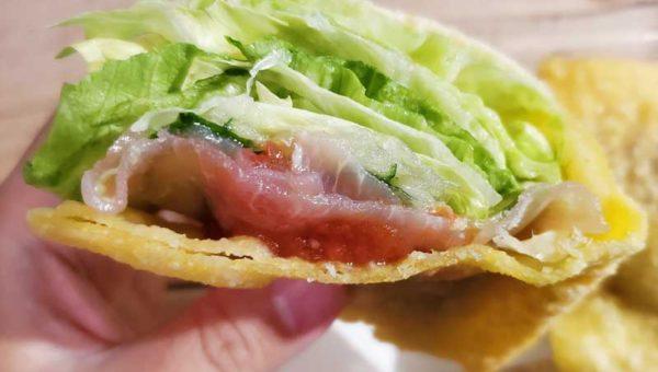 【平塚駅北口前テイクアウト専門タコス「キッチンヒロコ」】野菜たっぷりヘルシー!たまにはいいかも