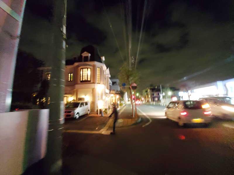 大通りにあるこちらの洋館が名古屋