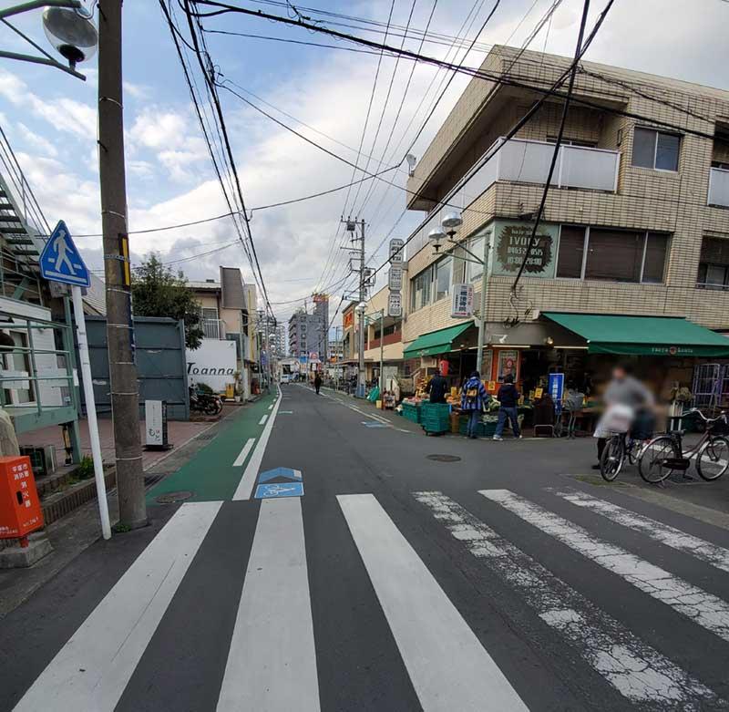 宮松町で人気の八百屋コウタ