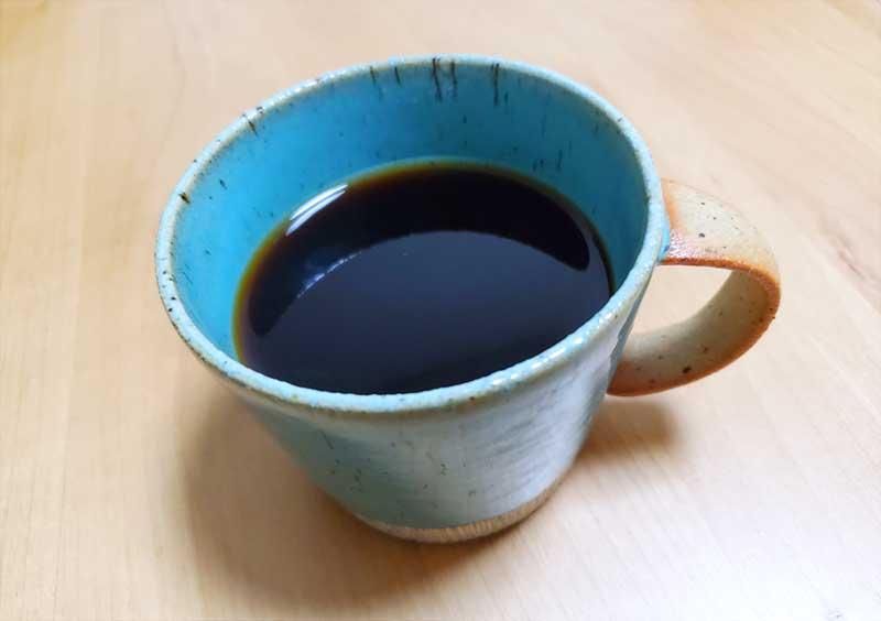 コーヒーと合わせても美味しい