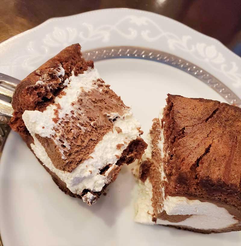 ふわとろで美味しいケーキ
