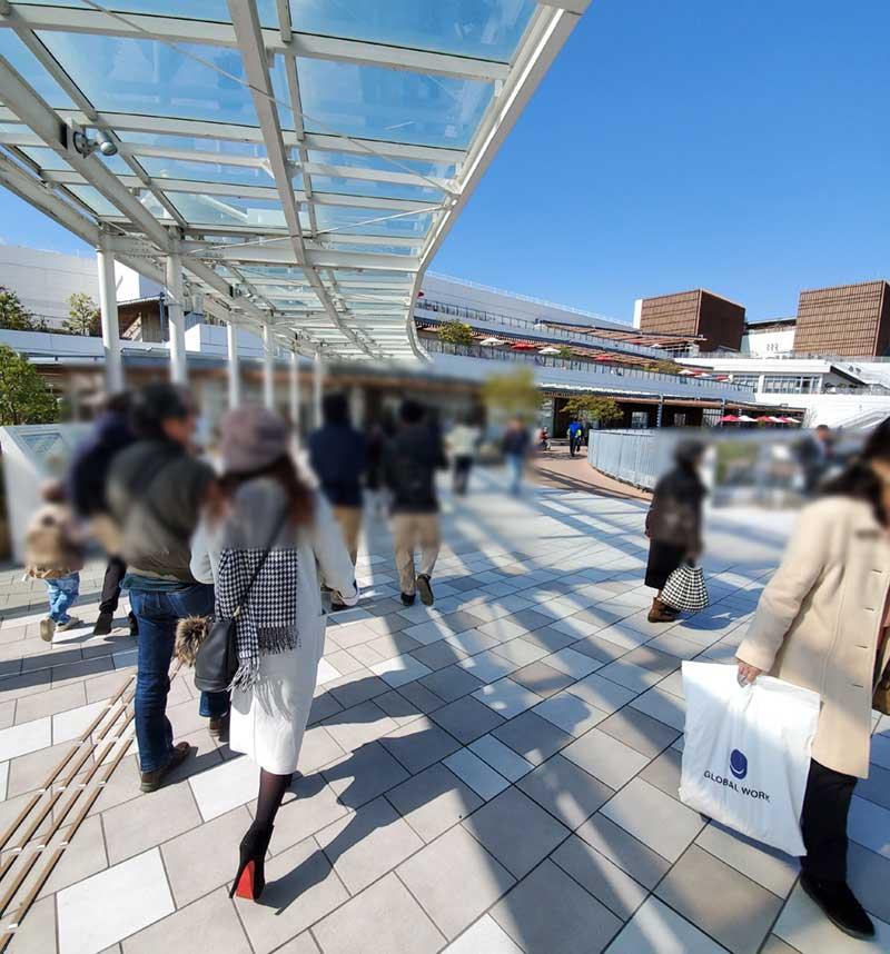 湘南で一番人気の買い物スポット「テラスモール湘南」
