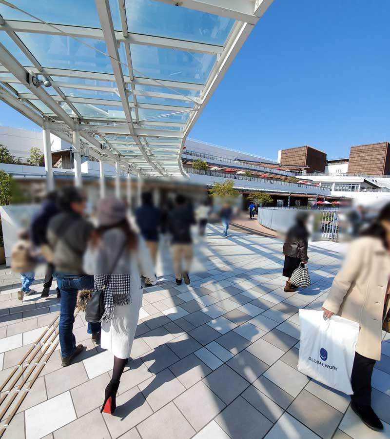 湘南で買い物といえばテラスモール湘南