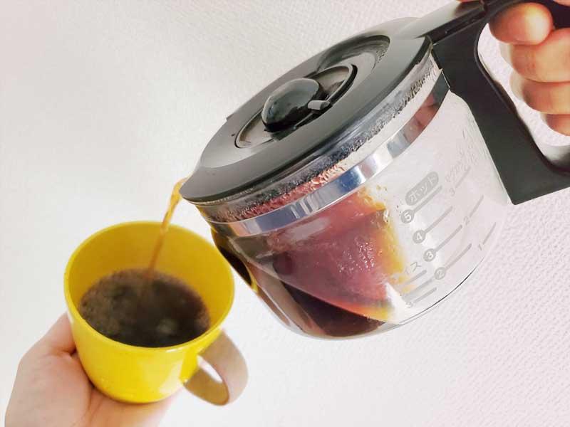 テレワークのお供にコーヒーが必須
