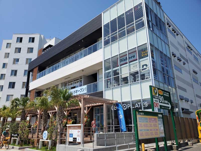 江ノ島の新しい商業施設ENOTOKIが6月8日グランドオープン!