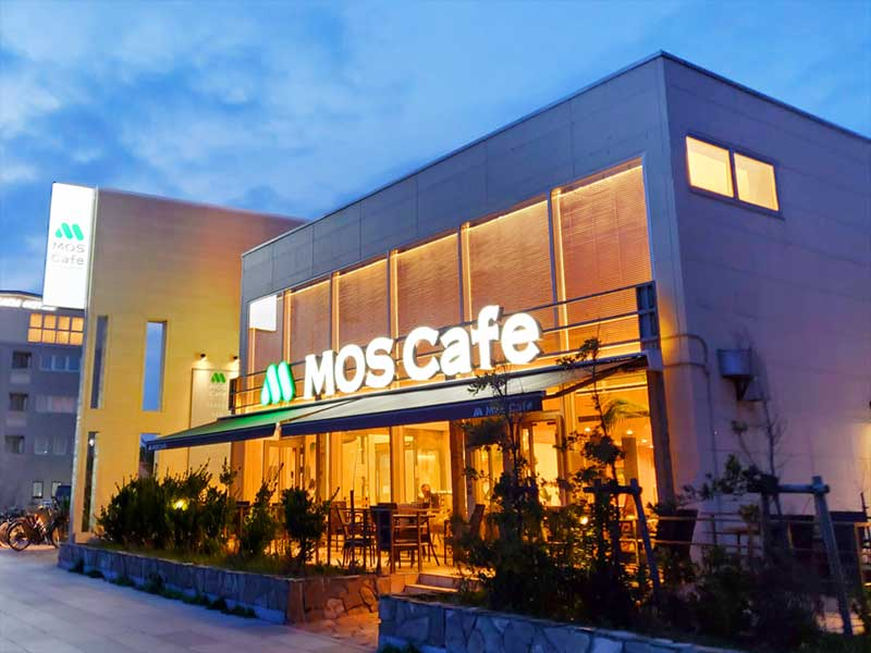 海沿い最強ノマドカフェ「モスカフェ江ノ島店」