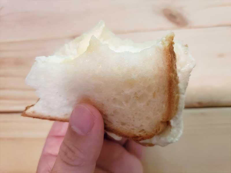 パン自体もちゃんと美味しい