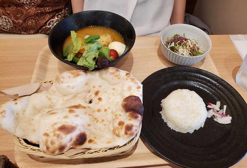 数量限定の鎌倉野菜のスープカレー
