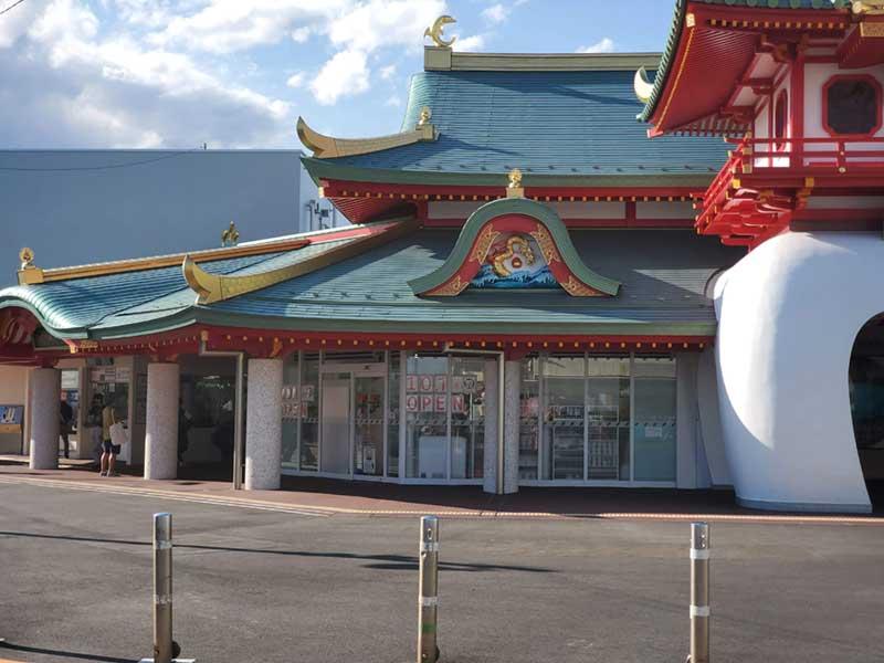 片瀬江ノ島駅改札外の新店舗