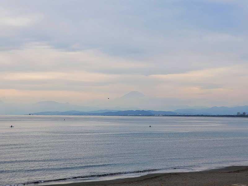 江ノ島片瀬東浜海岸