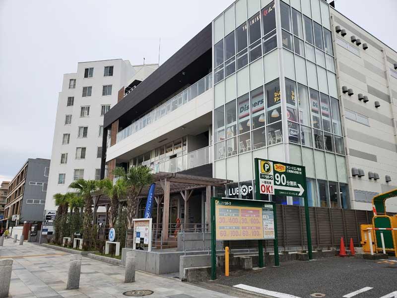 江ノ島の新商業施設ENOTOKI