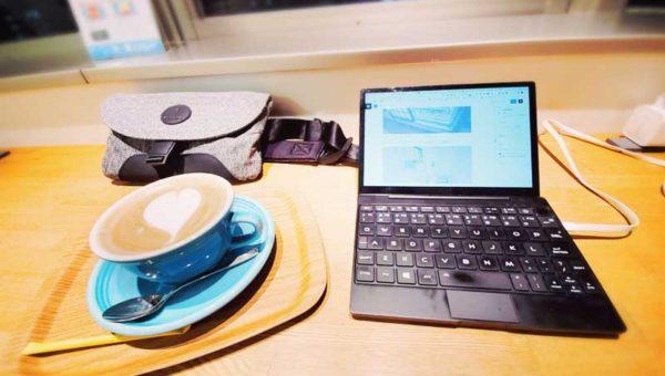 【江ノ島の穴場コインランドリーカフェ】電源・WiFiあり!スニーカー洗濯の待ち時間に仕事ができる!テレワークの気分転換にちょうどいい!