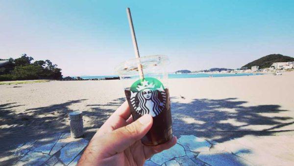 【スタバ葉山海岸通り店10月31日閉店】海とコロッケとコーヒーの思い出。地元民に愛された憩いの場でした。