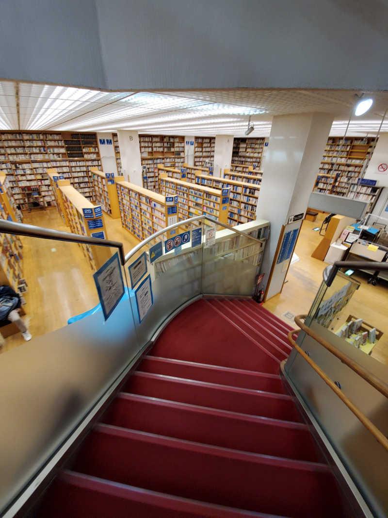 広めの地下1階