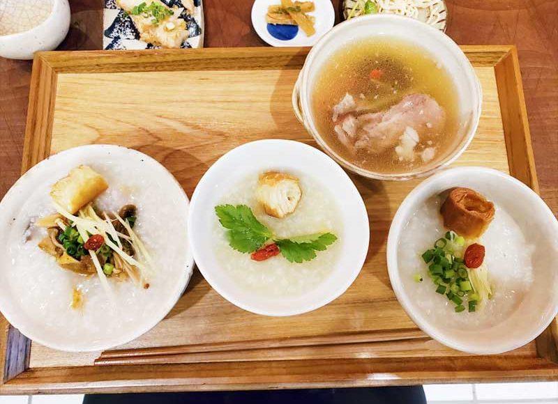 【鎌倉で人気の朝粥!叙序圓じょじょまる】台湾旅行ロスに効く本格薬膳!選べる小鉢も楽しい!