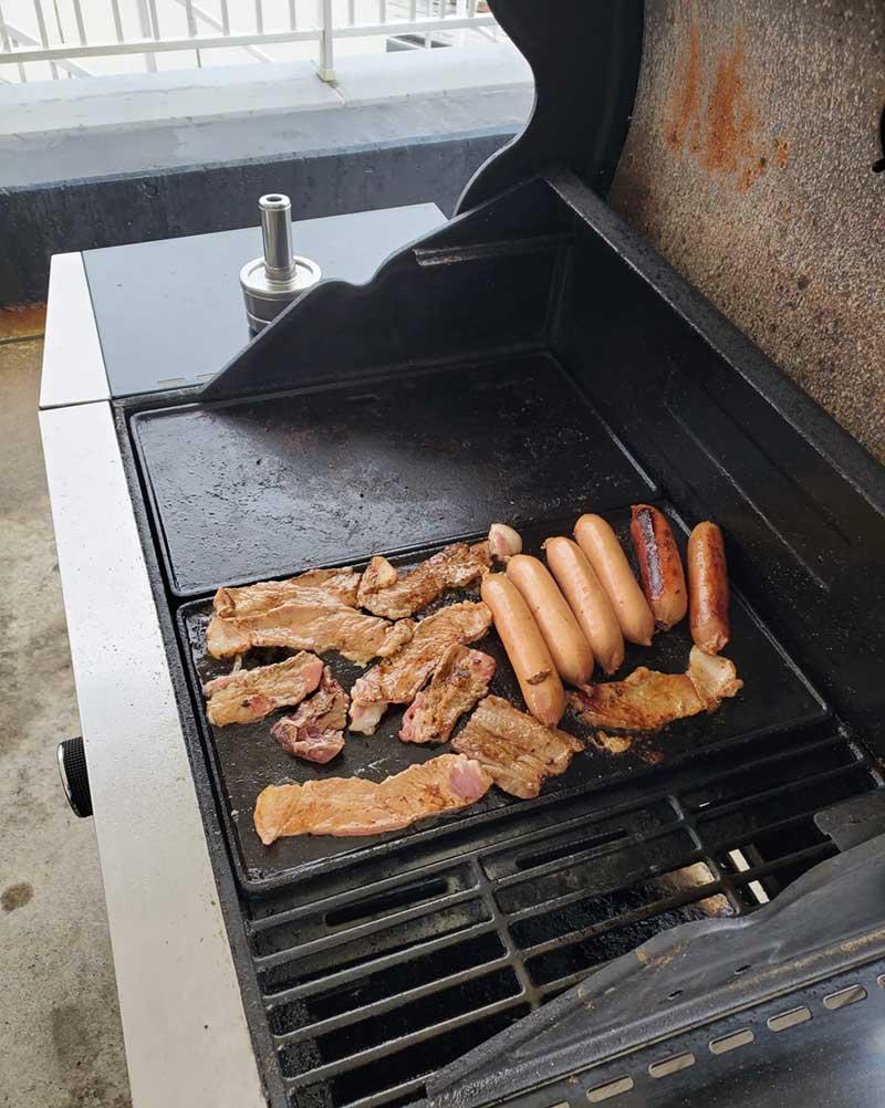 お肉もたっぷりで大満足