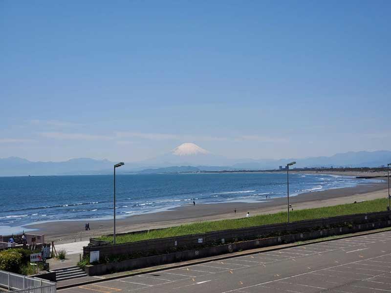 オーシャンビュー&富士山ビュー