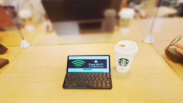 【スタバ・リエール藤沢店】まさかのブックカフェだった!購入前の本を試し読み可!電源・WiFi完備でテレワークも捗る